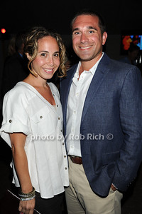 Devon Rose, and William Rose attend  the Hamptons Rocks for Charity concert at East Hampton Studio (September 1, 2011)