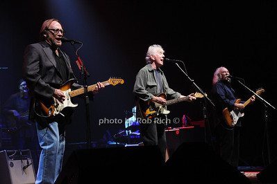 Stephen Stills, Gram Nash, and David Crosby of Crosby,Stills, and Nash perform at the Hamptons Rocks for Charity concert at East Hampton Studio (September 1, 2011)