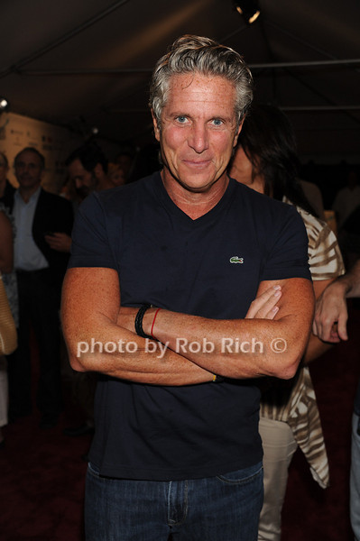 Donnie Deutsch attends the Hamptons Rocks for Charity concert at East Hampton Studio (September 1, 2011)