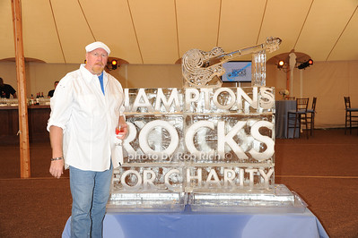 JD Nugent attends  the Hamptons Rocks for Charity concert at East Hampton Studio (September 1, 2011)
