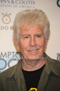 Graham Nash attends  the Hamptons Rocks for Charity concert at East Hampton Studio (September 1, 2011)