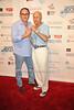 Michael Bebon, and Ron Delsner attend  the Hamptons Rocks for Charity concert at East Hampton Studio (September 1, 2011)
