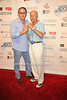 Michael Bebon, and Ron Delsner attend  the Hamptons Rocks for Charity concert at East Hampton Studio (September 1, 2011)