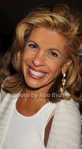 Hoda Kotb attends  the Hamptons Rocks for Charity concert at East Hampton Studio (September 1, 2011)