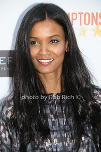 October 9,2009:Liya Kebede attends the HIFF screening of  DESERT FLOWER at the UA Cinema in Easthampton on October 9, 2009. photo by Rob Rich/SocietyAllure.com