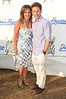 Rosanna Scotto and Mark Feuerstein attend Dan's Taste of Two Forks at Sayre Park (July 16, 2011)