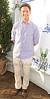 Mark Feuerstin, star of Royal Pains, attends Dan's Taste of Two Forks at Sayre Park (July 16, 2011)