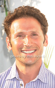Mark Feuerstin, star of Royal Pains attends Dan's Taste of Two Forks at Sayre Park (July 16, 2011)