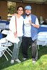 Kedaki Lipton and James Lipton attend Day 2 of the  Hampton Classic Horseshow. (September 1, 2011)