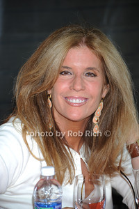 Jill Rappaport attends the ASPCA Champagne for Horses event at the Hampton Classic Horseshow. (September 1, 2011)