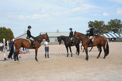 Waiting to compete at  the Hampton Classic Horseshow in Bridgehampton (September 1, 2011)