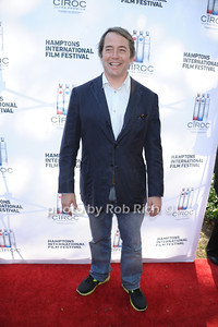 Matthew Broderick attends the HIFF at Guild Hall. (October15, 2011)
