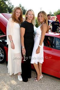 Alyson McEvoy,Mary Boyle, Shab Hariri photo by Rob Rich © 2009 robwayne1@aol.com 516-676-3939