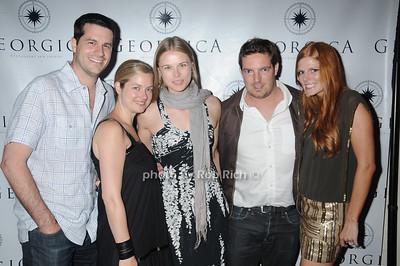 guests, Kate Zaman  photo by Rob Rich © 2011 robwayne1@aol.com 516-676-3939