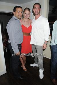 Antonio Fuccio, Rachel Nichols, Seth Levine  photo by Rob Rich © 2011 robwayne1@aol.com 516-676-3939