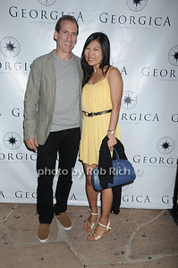 Tom Finnegan, Julie Jiang  photo by Rob Rich © 2011 robwayne1@aol.com 516-676-3939