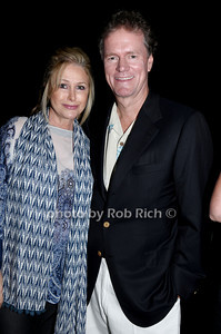 August 7:Southampton (l-r) Kathy Hilton and Rick Hilton attend Gabrielle's Angel Foundation cocktail  party in Southampton on August 7,2009. (photo by Rob Rich/SocietyAllure.com)