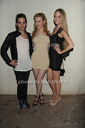 Gregory Dellicarpini Jr, Meghan Floyd, Devorah Rose  photo  by Rob Rich © 2011 robwayne1@aol.com 516-676-3939