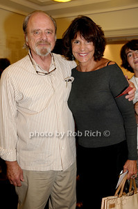 East Hampton-September 5:(l-r)Harris Yulin, Mercedes Ruehl  attend  'Emmett, Down In My Heart' At Guild Hall in Easthampton on September 5, 2009. photo by Rob Rich/SocietyAllure.com
