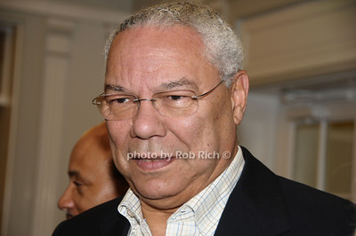 East Hampton-September 5:Colin Powell attends  'Emmett, Down In My Heart' At Guild Hall in Easthampton on September 5, 2009. photo by Rob Rich/SocietyAllure.com