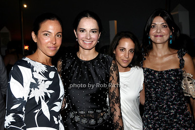 August 15- Bridgehampton:(l-r)  guests  attends the  Ellen's Run  benefit  at the home of Steven Klein  in  Bridgehampton on August 1,2009.  photo by Rob Rich /SocietyAllure.com