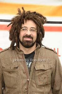 Adam Duritz photo by Rob Rich © 2009 robwayne1@aol.com 516-676-3939