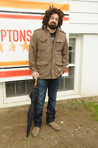October 9,2009:Adam Duritz (lead singer of Counting Crows) attends the HIFF Breakthrough Performers Roundtable Discussion  at The First Presbyterian Churchg  in Easthampton on  October 9, 2009. photo by Rob Rich/SocietyAllure.com