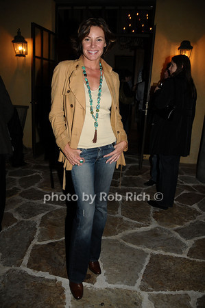 October 9,2009: Luann de Lesseps attends the HIFF Sloane reception at the Wolffer Estates in Sagaponack on October 9, 2009. photo by Rob Rich/SocietyAllure.com