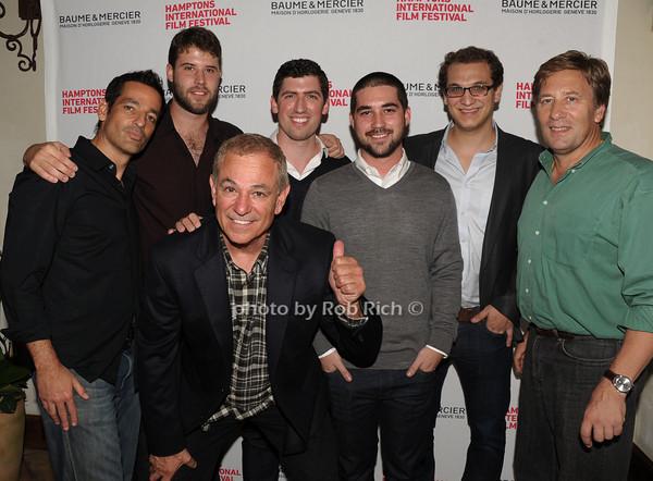 Bobby Valenrtine and the cast of The Zen of Bobby V