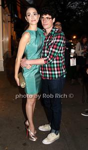 Emmy Rossum, Ashley Springer photo by Rob Rich © 2009 robwayne1@aol.com 516-676-3939