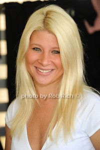 Courtney Farrar attends the Hampton Classic Horseshow Day 3. (September 2, 2011)