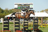 Danielle Goldstein competes at the Hampton Classic Horseshow Day 3. (September 2, 2011))