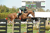 Richie Maloney competes at  the Hampton Classic Horseshow Day 3. (September 2, 2011))