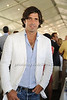 Nacho Figueras attends the Hampton Classic Horseshow Grand Prix. (September 4, 2011)