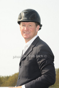 McLain Ward, winner of the $250,000 FTI Grand Prix at the Hampton Classic Horseshow (September 4, 2004)