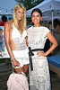 Beth Ostrosky and Katie Lee Joel attend the Hamptons Magazine Cover Party at the Capri Hotel (July 8, 2011)