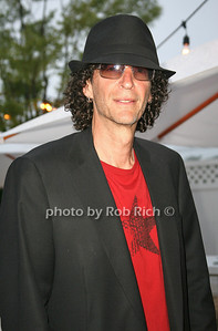 Howard Stern attends the Hamptons Magazine Cover Party at the Capri Hotel (July 8, 2011)