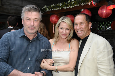 Alec Baldwin, Patricia Duff, Stuart Match Suna photo by Rob Rich © 2009 robwayne1@aol.com 516-676-3939