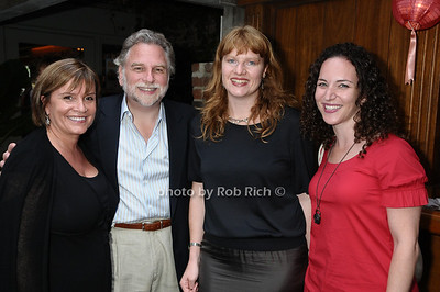 Karen Arikian, Randy Mastro, Jenny Ljungberg, Lori Katz  photo by Rob Rich © 2009 robwayne1@aol.com 516-676-3939