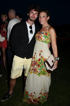 Matt Digirolamo and Lisa Barone<br /> photo by Rob Rich © 2009 robwayne1@aol.com 516-676-3939