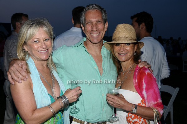 Beth Lieberman, Paul Lieberman, Ellen Fassberg<br /> photo by Rob Rich © 2009 robwayne1@aol.com 516-676-3939