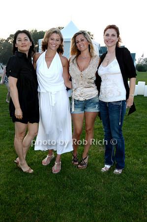 Geri Wang, Jennifer McCool, Juliann Halupa, Courtney Bafer<br /> photo by Rob Rich © 2009 robwayne1@aol.com 516-676-3939
