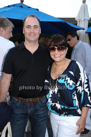 Todd Prybylski and Fran Prybylski<br /> photo by Rob Rich © 2009 robwayne1@aol.com 516-676-3939