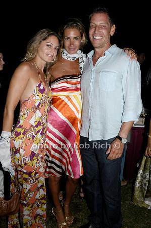 Andrea Firestone, Amy Bodner, David Smail<br /> photo by Rob Rich © 2009 robwayne1@aol.com 516-676-3939