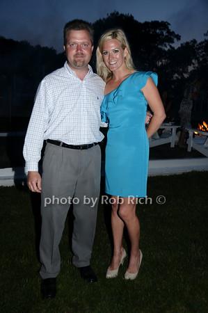 Llyod Van Horn and Erika Austin<br /> photo by Rob Rich © 2009 robwayne1@aol.com 516-676-3939