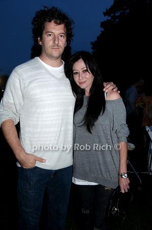 Kurt Iswarienko, Shannen Doherty<br /> photo by Rob Rich © 2009 robwayne1@aol.com 516-676-3939