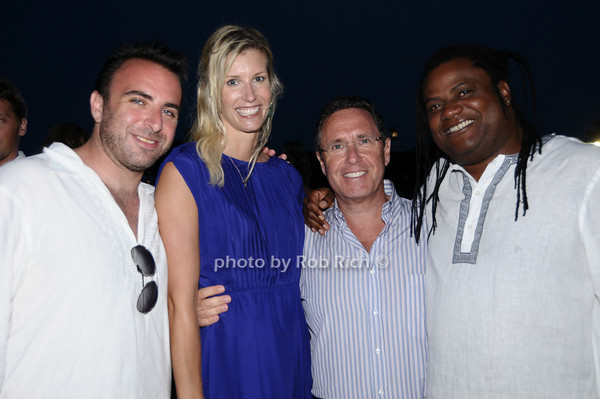 Elie Finegold, Sandi Farkas, Andrew Farkas, Clovis Tobias<br /> photo by Rob Rich © 2009 robwayne1@aol.com 516-676-3939