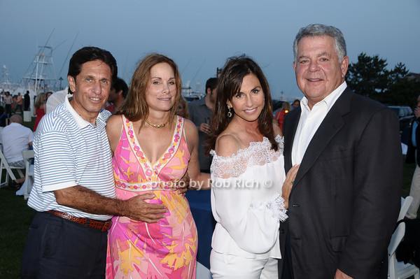 Mark Jay Heller, Debra Heller, Meryl Gassman, Stephen Gassman<br /> photo by Rob Rich © 2009 robwayne1@aol.com 516-676-3939