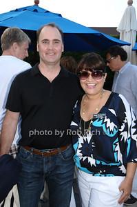 Todd Prybylski and Fran Prybylski photo by Rob Rich © 2009 robwayne1@aol.com 516-676-3939