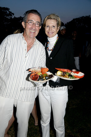 John Gruen and Joan Gruen<br /> photo by Rob Rich © 2009 robwayne1@aol.com 516-676-3939